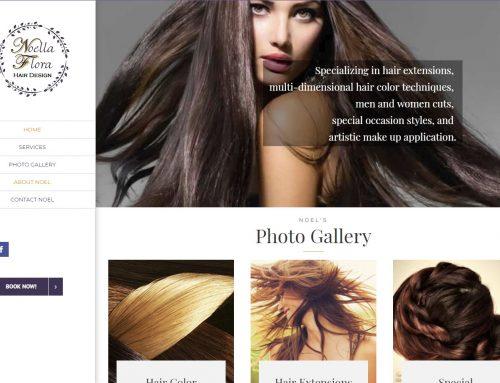 Noella Flora Hair Design
